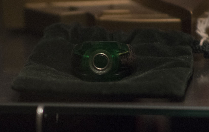 Green Lantern Ring, Movie prop