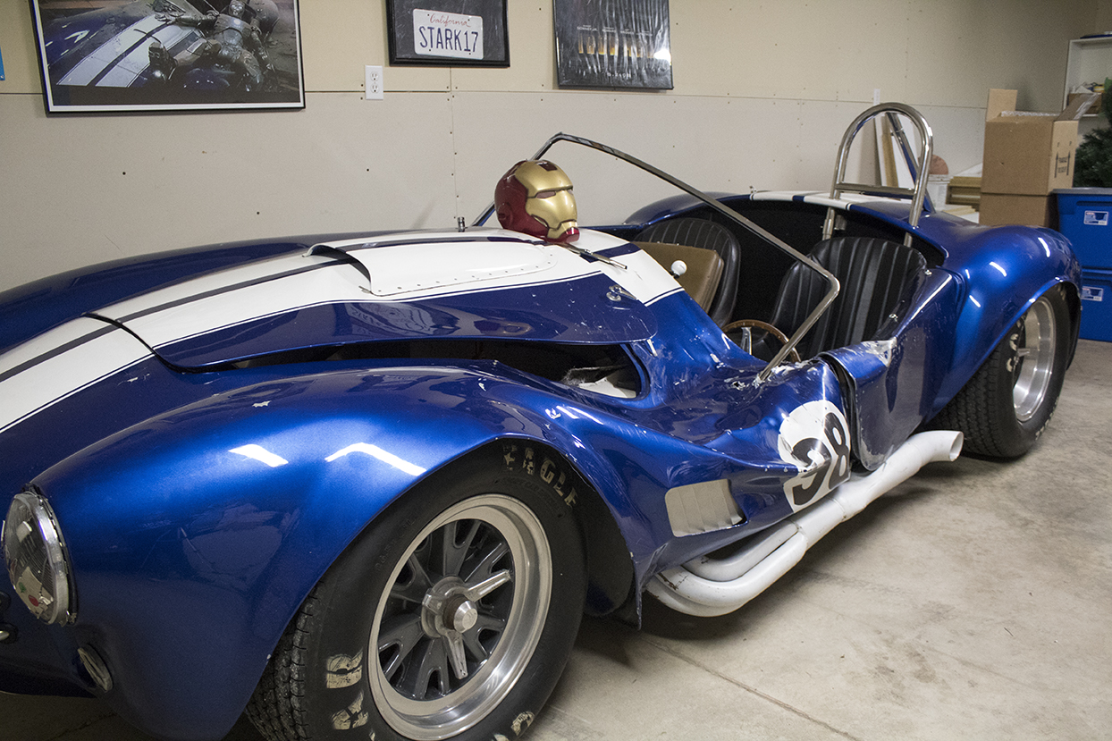 Iron-Man Shelby Cobra